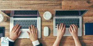 اتصال دو لپ تاپ به یکدیگر