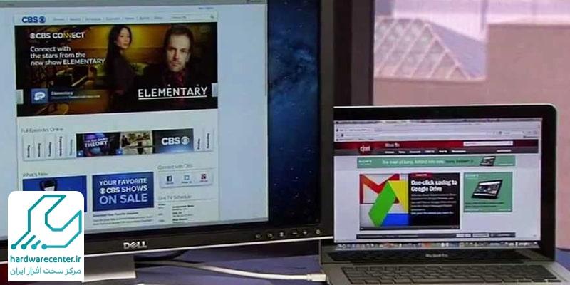 آموزش اتصال لپ تاپ به کامپیوتر-min
